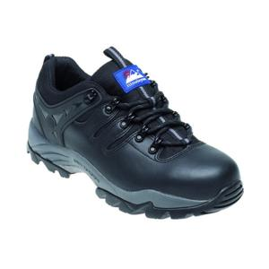 4020 Unisex Black Safety Trainer